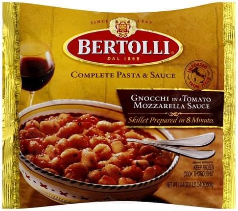Bertolli Complete Pasta & Sauce - 19.4 oz