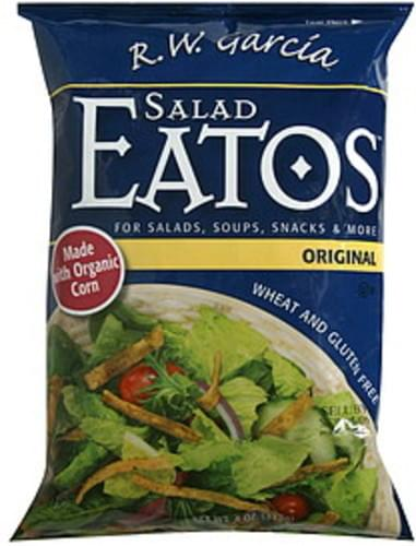 RW Garcia Original Salad Eatos - 4 oz