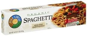 Full Circle Spaghetti Product Whole Wheat
