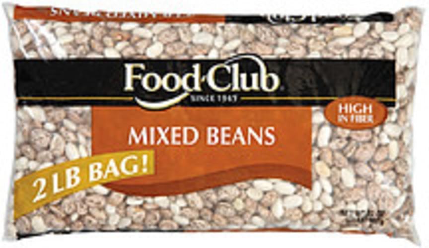 Food Club Mixed Beans - 32 oz