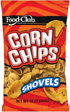 Food Club Corn Chips Shovels