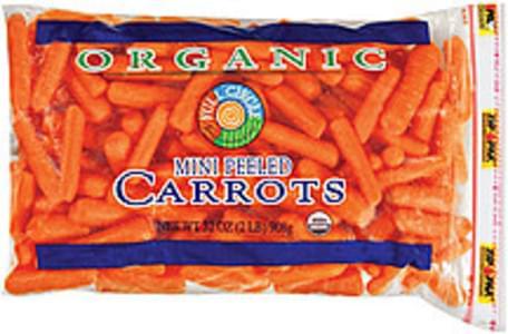 Full Circle Carrots Organic Mini Peeled