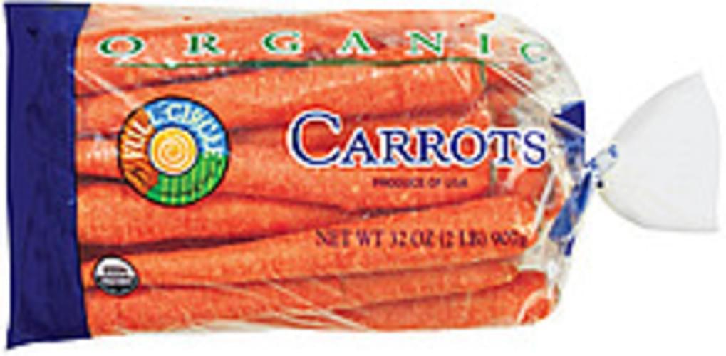 Full Circle Organic Carrots - 32 oz
