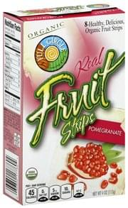 Full Circle Fruit Strips Real, Pomegranate