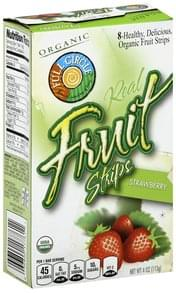 Full Circle Fruit Strips Real, Strawberry