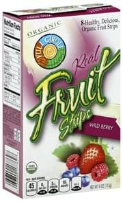 Full Circle Fruit Strips Real, Wild Berry