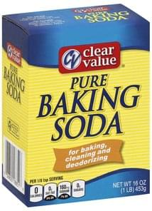 Clear Value Baking Soda Pure