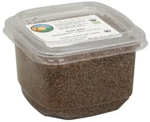 Full Circle Flax Seed