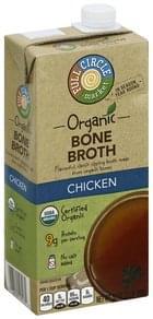 Full Circle Bone Broth Organic, Chicken
