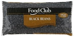 Food Club Black Beans