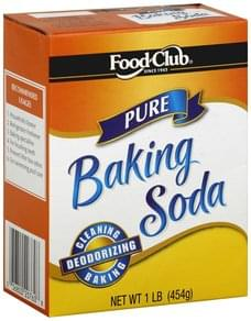 Food Club Baking Soda Pure