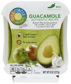 Full Circle Guacamole Mild