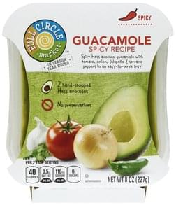 Full Circle Guacamole Spicy