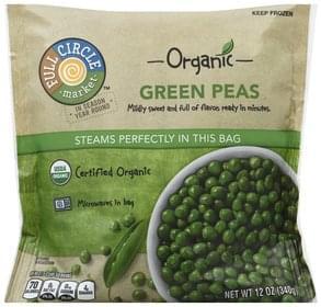 Full Circle Green Peas Organic