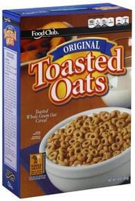Food Club Toasted Oats Original