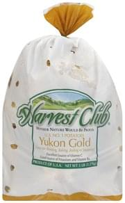 Harvest Club Potatoes Yukon Gold