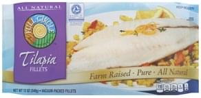 Full Circle Tilapia Fillets
