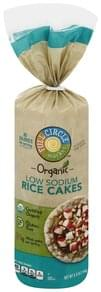 Full Circle Rice Cakes Low Sodium