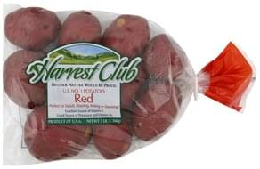 Harvest Club Potatoes Red