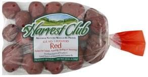 Harvest Club Potatoes Red