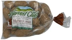 Harvest Club Potatoes Idaho Russet