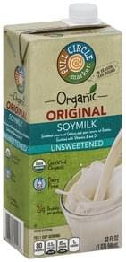 Full Circle Soymilk Original, Unsweetened