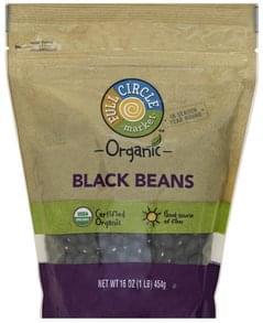 Full Circle Black Beans Organic