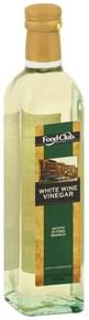 Food Club Vinegar White Wine