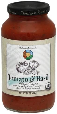 Full Circle Tomato & Basil Pasta Sauce - 24 oz