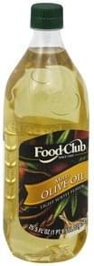 Food Club Olive Oil Mild