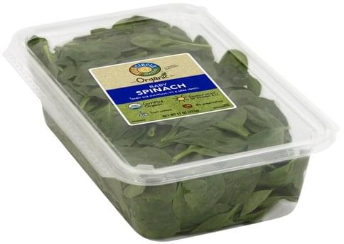 Full Circle Baby Spinach - 11 oz