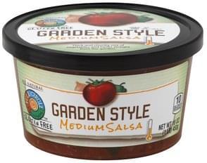 Full Circle Salsa Garden Style, Medium