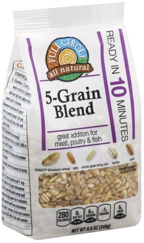 Full Circle 5-Grain Blend - 8.8 oz