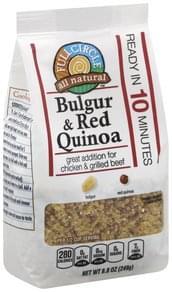 Full Circle Bulgur & Red Quinoa