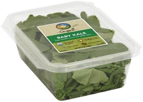 Full Circle Baby Kale - 5 oz