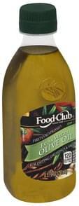 Food Club Olive Oil Extra Virgin