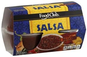 Food Club Salsa Fire Roasted