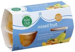 Food Club Mixed Fruit
