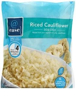 @ease Side Dish Riced Cauliflower