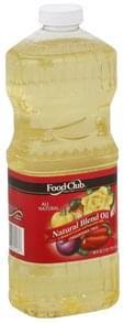 Food Club Oil Natural Blend