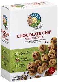 Full Circle Cookies Chocolate Chip, Mini