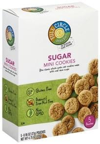 Full Circle Cookies Sugar, Mini