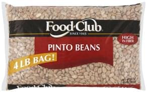 Food Club Pinto Beans