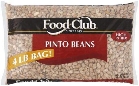 Food Club Pinto Beans - 64 oz