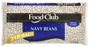 Food Club Navy Beans
