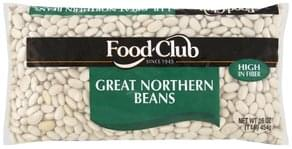 Food Club Great Northern Beans