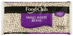 Food Club White Beans Small