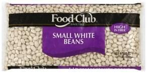 Food Club White Beans Small