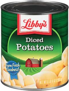 Libby's Potatoes Diced