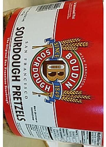 Boudin Sourdough Sourdough Pretzels